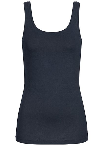 JDY by ONLY Damen Basic Tank Top NOOS sky captain blau