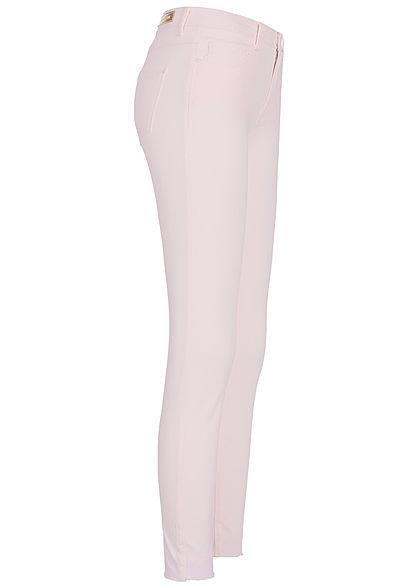 JDY by ONLY Damen Ankle Skinny Jeans Hose 5-Pockets shrinking violet rosa