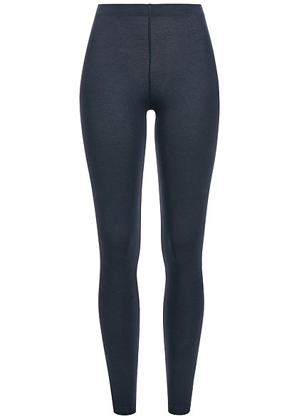 JDY by ONLY Damen Basic Leggings sky captain blau
