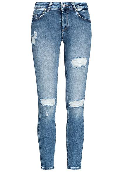 bf8dea24e55ac1 ONLY Jeans Shop für Damen Skinny Damen Röhrenjeans von ONLY ...