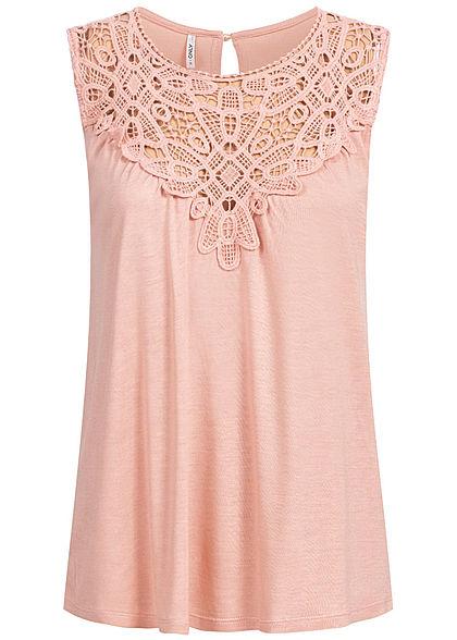 fb23467d05bbf4 Styleboom Fashion Damen Bat Wings Structure Heart Shirt weiss ...