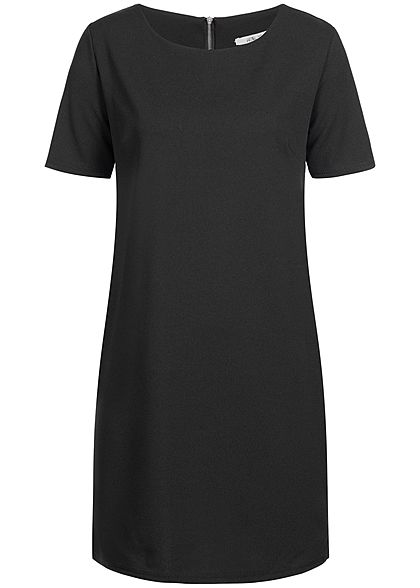 Hailys Damen Dress schwarz