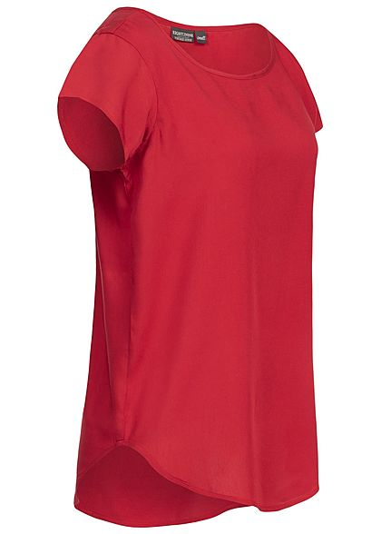 Eight2Nine Damen Blouse Shirt feuer rot