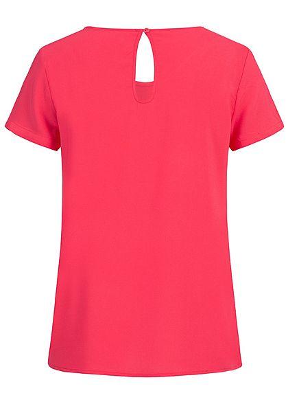 ONLY Damen Blouse Shirt NOOS geranium pink