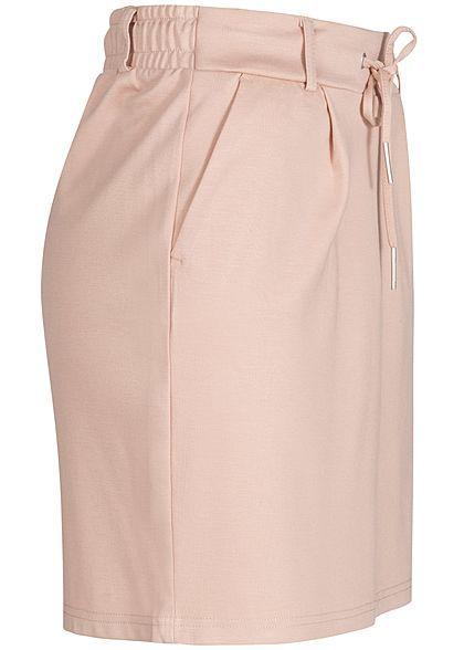 info for 955bb 64d15 Seventyseven Lifestyle Damen Sweat Rock 2 Taschen rosa ...