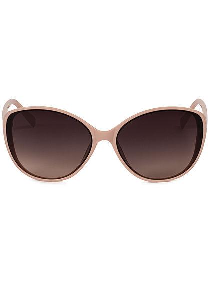 bef4bf5a36c0c6 Seventyseven Lifestyle Damen Oval Sunglasses UV400 Protection rosa -  77onlineshop