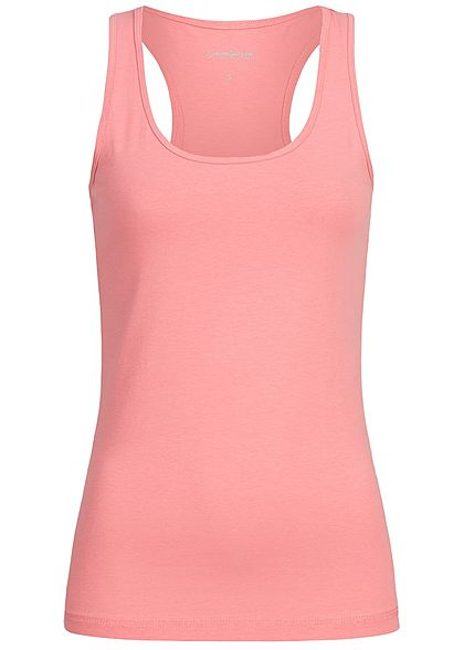 Seventyseven Lifestyle Damen Basic Tank Top pink