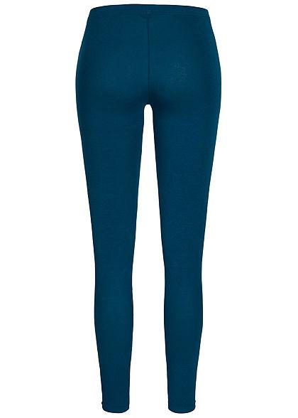 Seventyseven LifestyleDP Damen 2er-Set Leggings navy blau multicolor