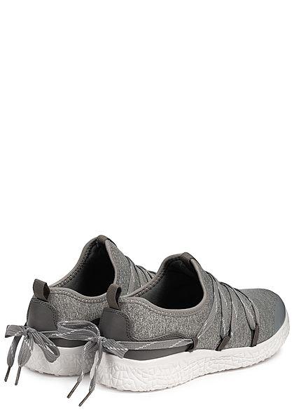 Seventyseven Lifestyle Damen Running Sneaker grau