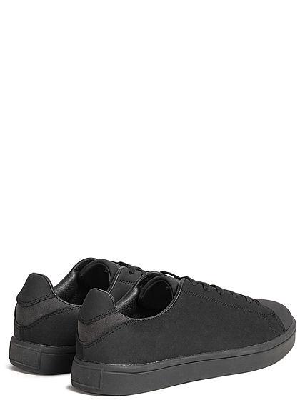 Seventyseven Lifestyle TB Unicolour Sneaker schwarz