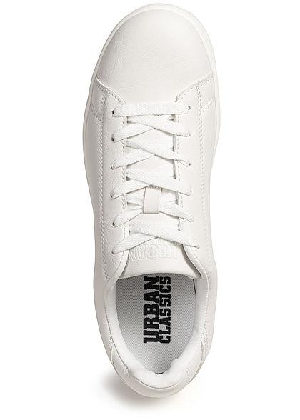 Seventyseven Lifestyle TB Unicolour Sneaker weiss