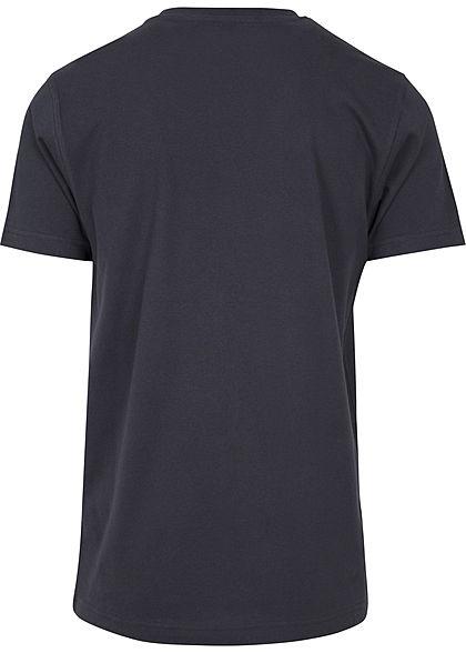 Southpole TB Herren T-Shirt Urban Active Print navy blau