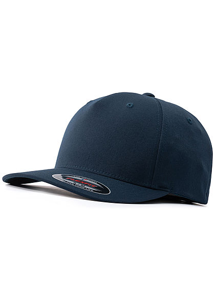 Flexfit TB 5 Panel Cap navy blau