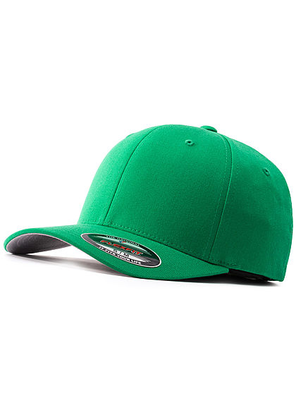 Flexfit TB Basic Cap pepper grün