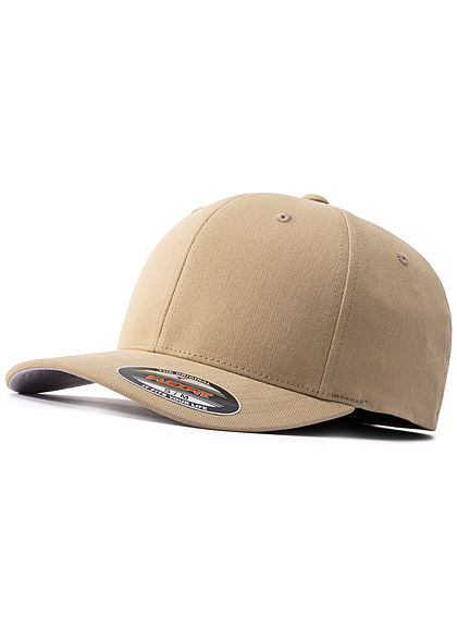 Flexfit TB Brushed Twill Cap khaki