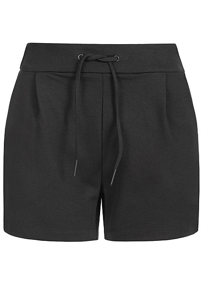 Vero Moda Damen Sweat Shorts 2-Pockets NOOS schwarz