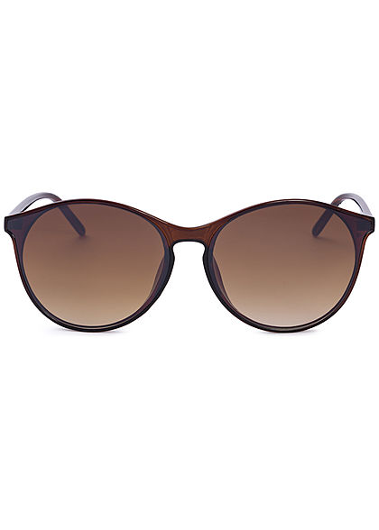 Seventyseven Lifestyle Damen Cat Eye Sunglasses UV-400 Protection braun