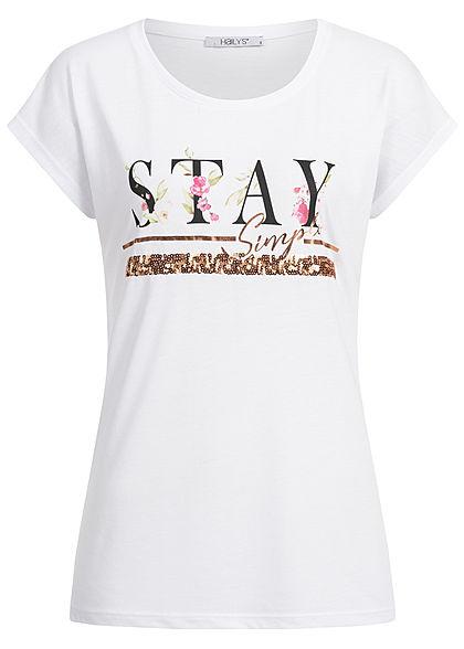 f76207a6107b94 T- Shirts Damen Shop Streetwear T- Shirts für Damen - 77onlineshop
