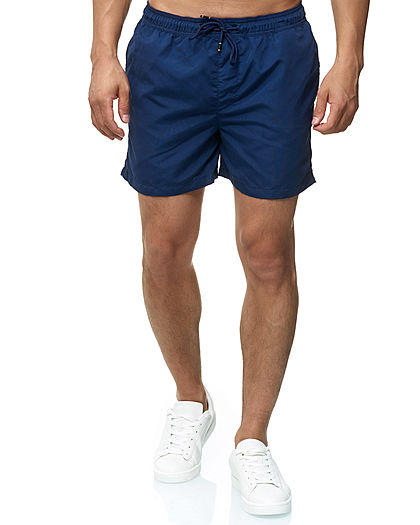 Jack and Jones Herren Short Swim Shorts 3-Pockets medieval navy blau