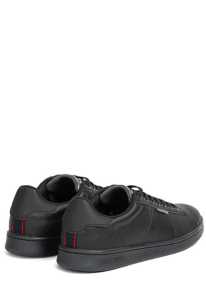 Jack and Jones Herren Flatform Sneaker anthrazit