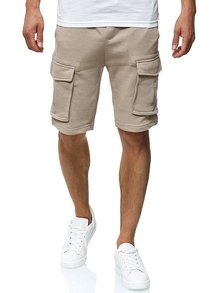 Herren Short Bermuda 5 Pocket Herrenshort Aufschlag by Eight2Nine