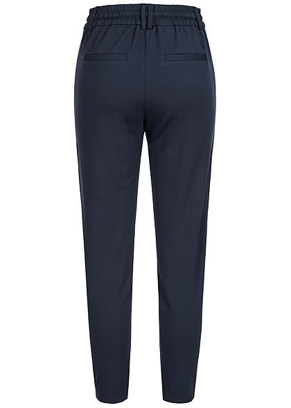 ONLY Damen Poptrash Piping Pant 2-Pocktes NOOS night sky navy blau