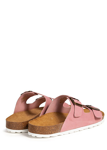 ONLY Damen Slider Sandals hellrosa