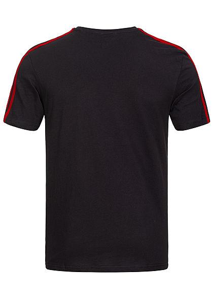 ONLY & SONS Herren T-Shirt Friday the 13th Print schwarz
