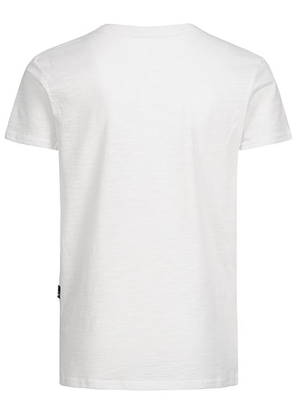 Hailys Kids Jungen T-Shirt Brusttasche weiß