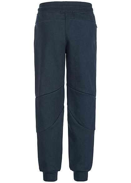 Hailys Kids Jungen Jogging Hose 3-Pockets navy blau