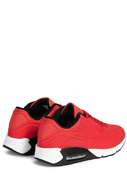 Seventyseven Lifestyle Herren Schuh Sneaker rot