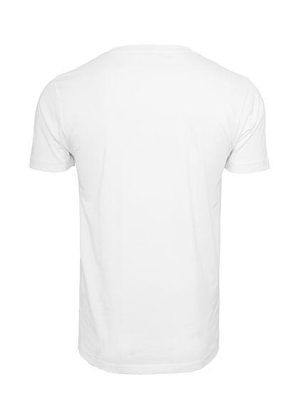 Mister Tee TB Herren T-Shirt No Mercy Print weiss