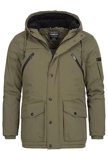 Sublevel Jacken Shop Sublevel Winterjacke günstig bestellen