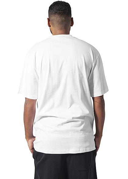 Urban Classics Herren Oversized Basic T-Shirt weiss