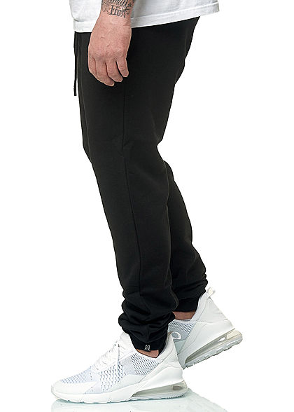 Hailys Herren Jogging Hose 3-Pockets schwarz