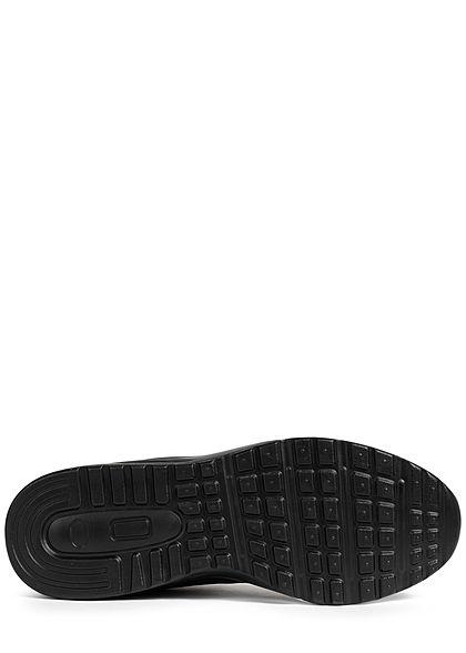 Seventyseven Lifestyle Herren Schuh Sneaker schwarz weiss