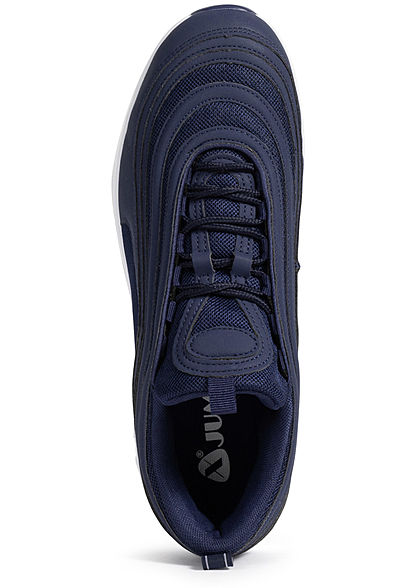 Seventyseven Lifestyle Herren Schuh Sneaker navy blau