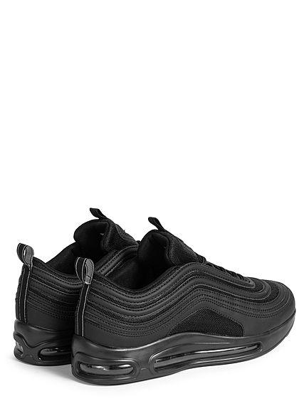 Seventyseven Lifestyle Herren Schuh Sneaker schwarz