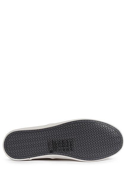 Hailys Damen Schuh Canvas Sneaker beige