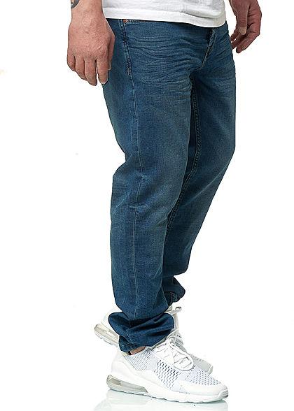 ONLY & SONS Herren NOOS Jeans Hose Slim Fit 5-Pockets Slim Fit medium blau denim