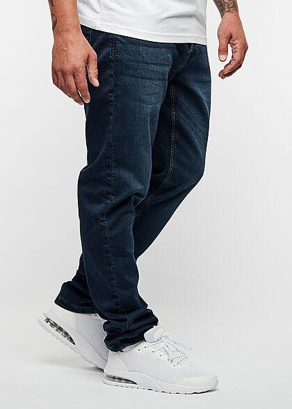 ONLY & SONS Herren NOOS Jeans Hose Slim Fit 5-Pockets dunkel blau denim