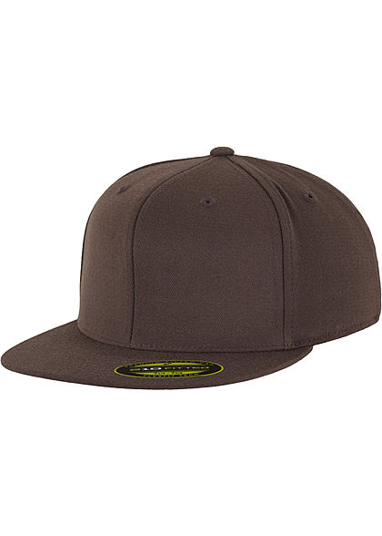 Seventyseven Lifestyle TB 210 Fitted Cap braun