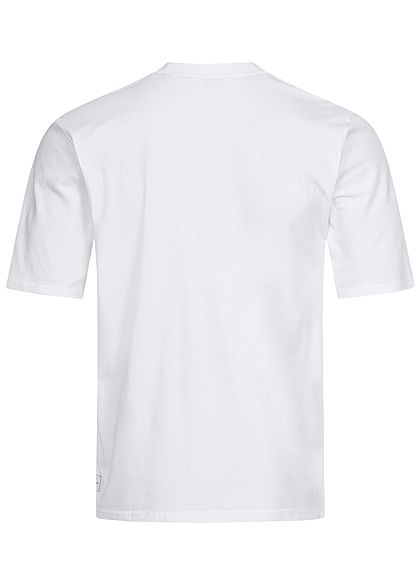 ONLY & SONS Herren NOOS Oversized Basic T-Shirt weiss