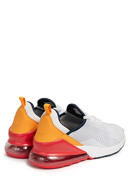 Seventyseven Lifestyle Herren Schuh Colorblock Sneaker zum Schnüren multicolor