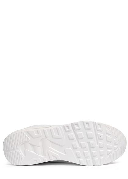 Seventyseven Lifestyle Herren Schuh Sneaker zum Schnüren weiss