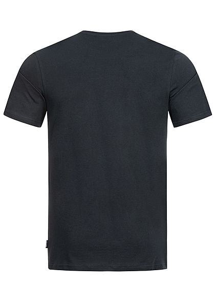 ONLY & SONS Herren T-Shirt Tokyo City Print schwarz