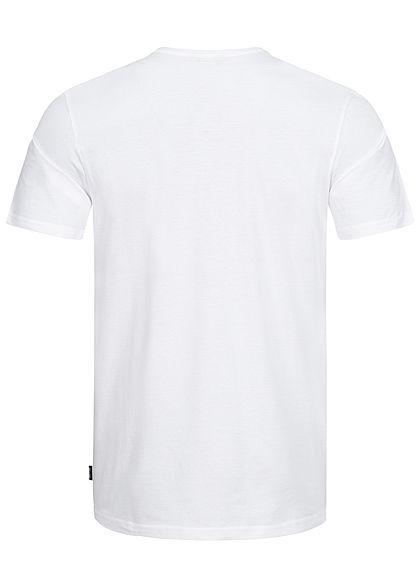 ONLY & SONS Herren T-Shirt New York City Print weiss