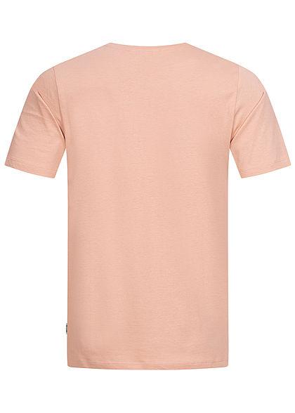 ONLY & SONS Herren T-Shirt Surfer Print misty rosa