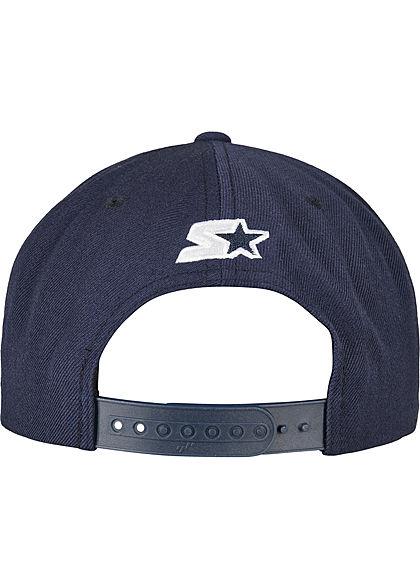 Starter Logo Snapback Cap navy blau