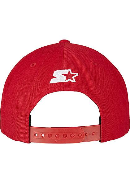 Starter Logo Snapback Cap rot